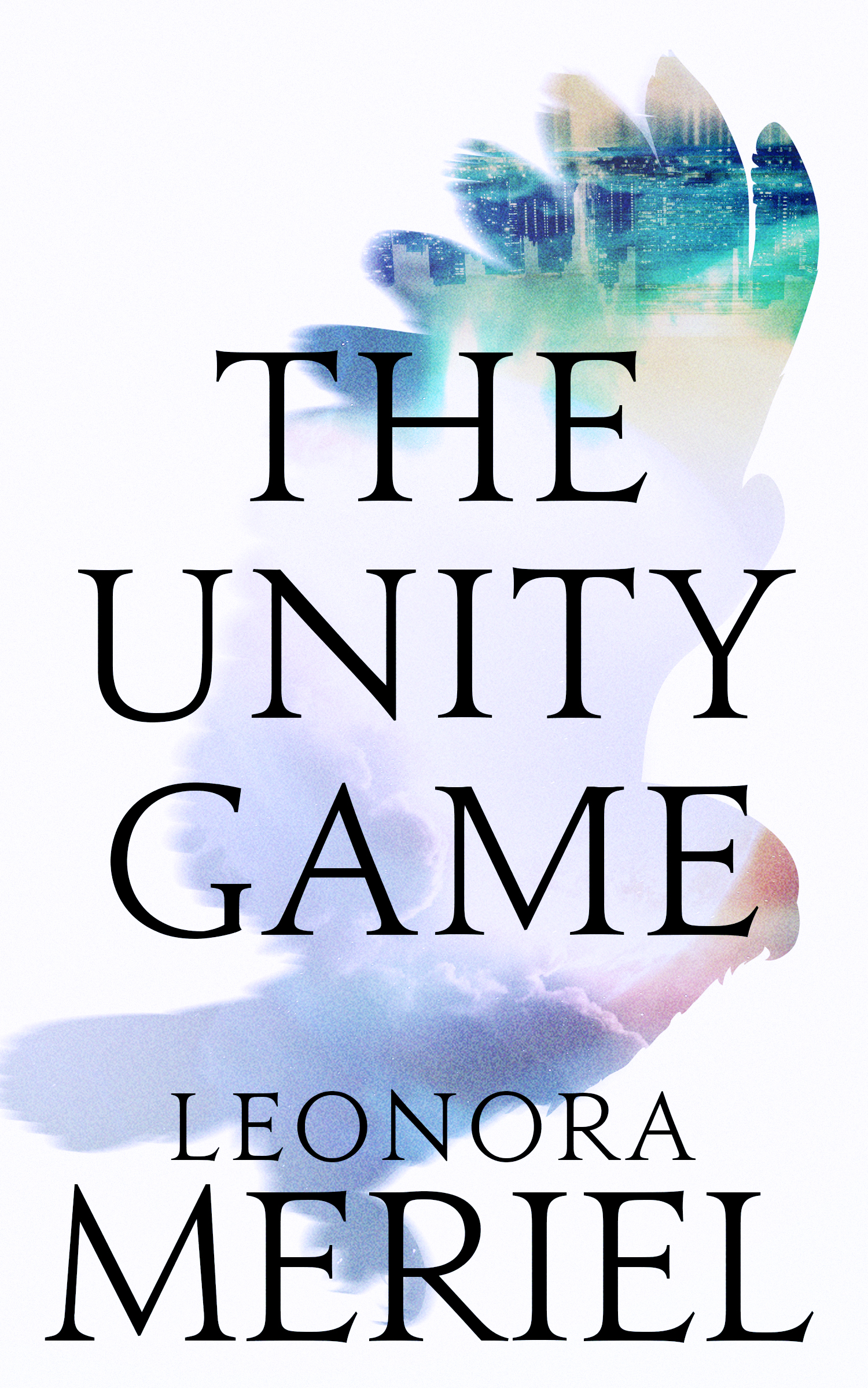 Unity Game Front Cover