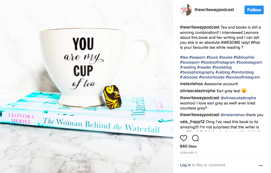 Lieze Neven Instagram Leonora Meriel